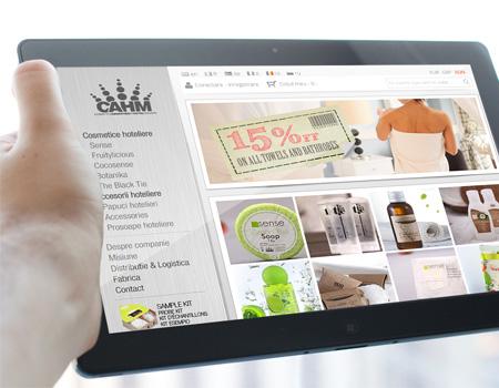 Web Design CAHM