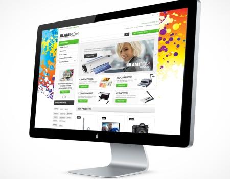 Web Design Lamirom